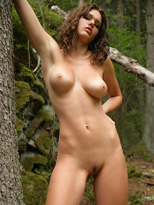 Perfect girl naked